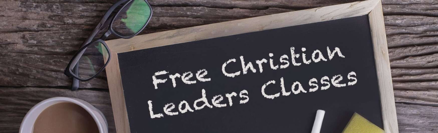 Free Christian Leaders Classes Banner